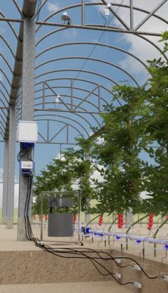 Trutina, the dedicated irrigation system installation setup